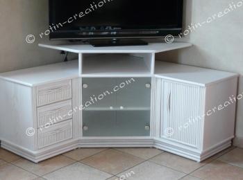 meuble tv angle ikea maison design. Black Bedroom Furniture Sets. Home Design Ideas